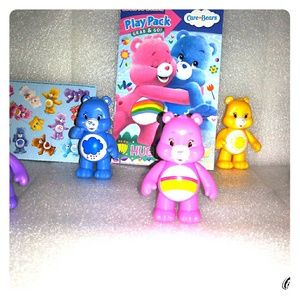 Other - Vintage Care Bear Figurine Collection ❤💛💙💜